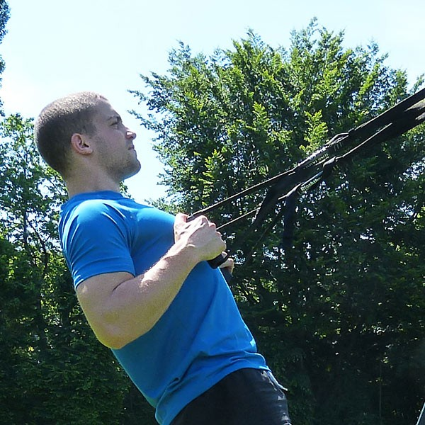 Der Blackthorn Sling Trainer im Test