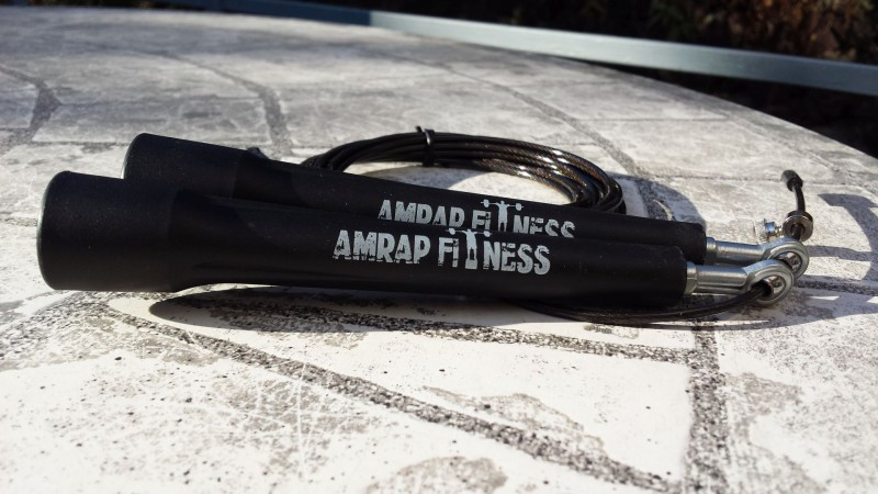 AMRAP Fitness Springseil - Bearing Pro