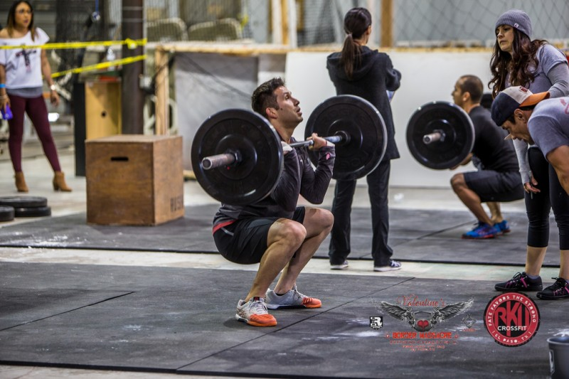 Front Squat vs. Back Squat - Vergleich