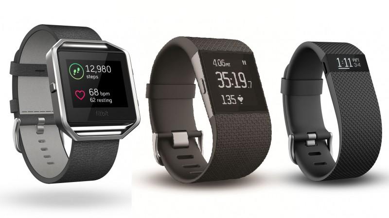 Fitbit - Blaze, Surge & Charge HR