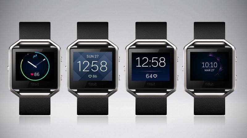 Fitbit Blaze - Ein Smart Fitnesstracker