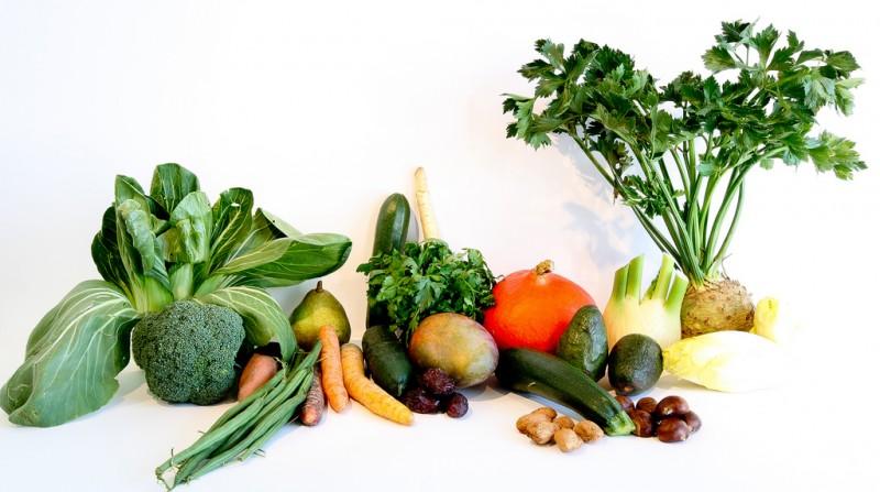 Warum sollte ich viel Gemüse essen?