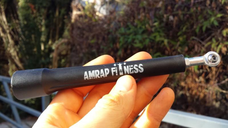 Griff des AMRAP Fitness Bearing Pro (Springseil)
