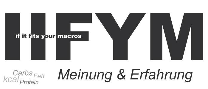 IIFYM Meinung und Erfahrung