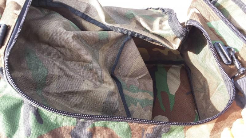 Die King Kong Bag 3.0 bietet 45L Stauraum