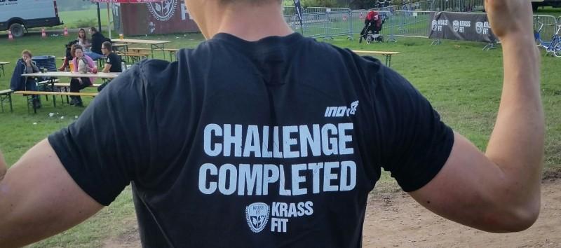 KrassFit Challenge in Ostwestfalen 2014 - Completed!