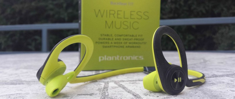 Plantronics BackBeat FIT im Test