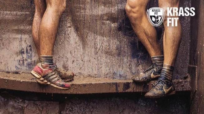 KrassFit Challenge - Obstacle Run mit Matsch und Schlamm