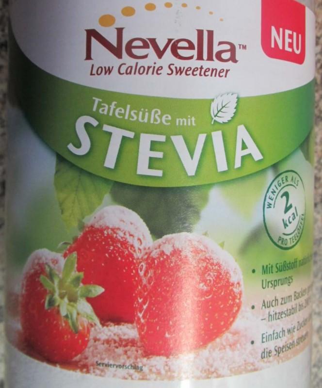 Stevia, die Alternative für Zucker und synthetische Süßstoffe
