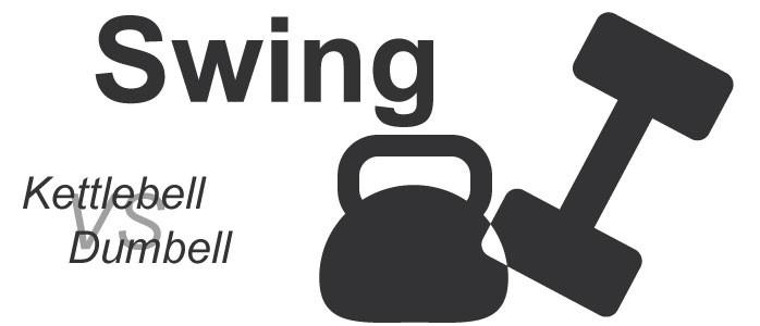 Swing - Kettlebell vs. Dumbell - Titelbild