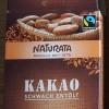 Naturata Kakaopulver schwach entölt
