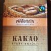 Naturata Kakaopulver stark entölt