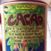 Rapunzel Kakaopulver schwach entölt