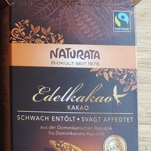 Naturata Edelkakao