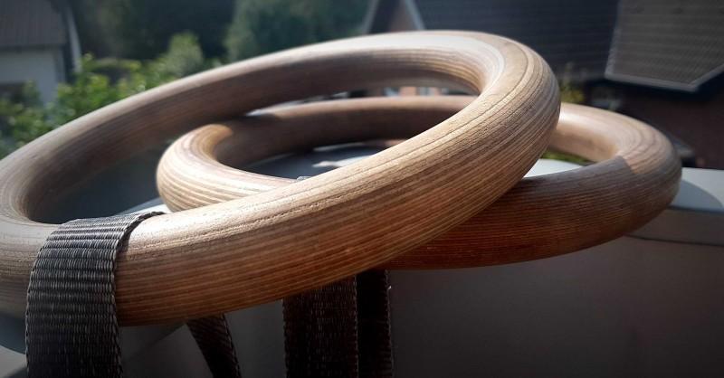 Ringe aus Holze