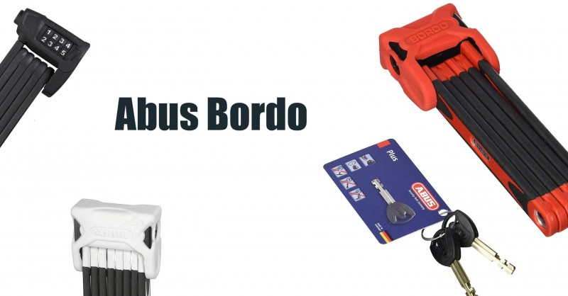 Abus Bordo Folding Lock - Differences & Comparison