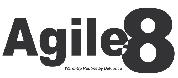 Warm-Up Routine: Agile8 von DeFranco