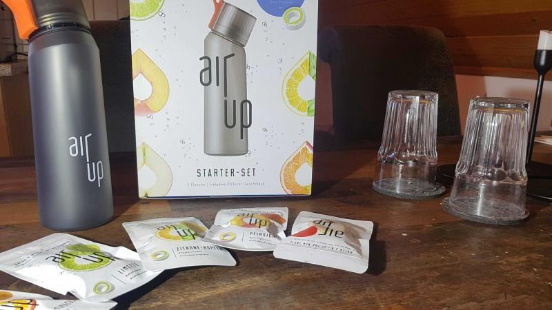 air up - Ich kann es empfehlen!