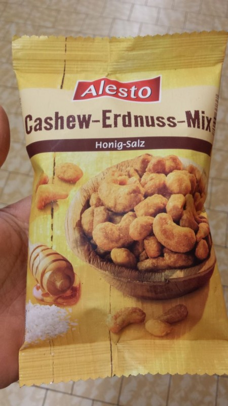 fettgehalt cashewnüsse