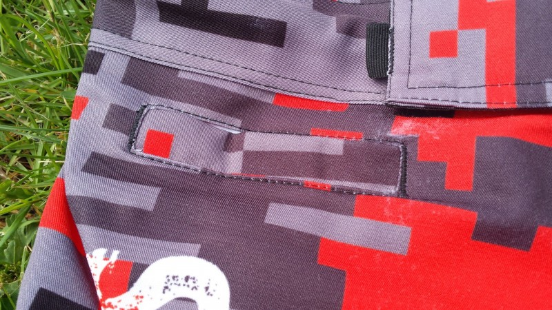 Rechte Tasche der Trainingshose von AMRAP Trainingshose