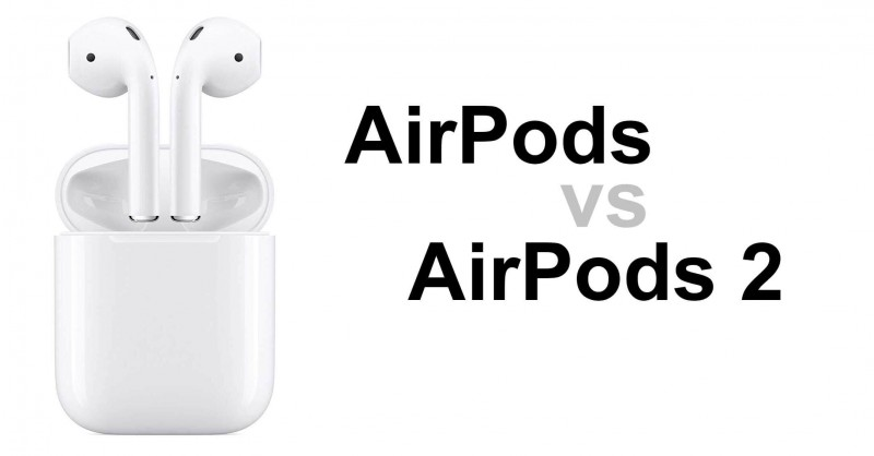 Apple AirPods vs AirPods 2 - Die Kopfhörer im Vergleich
