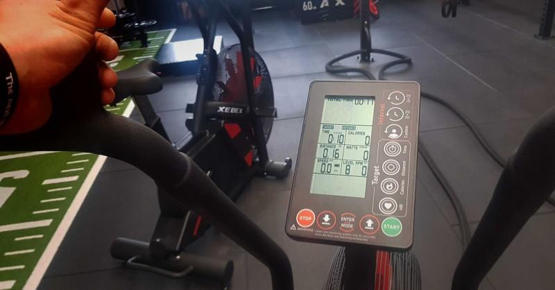 Workouts für das Assault Bike