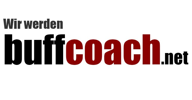 Neue Adresse buffcoach.net