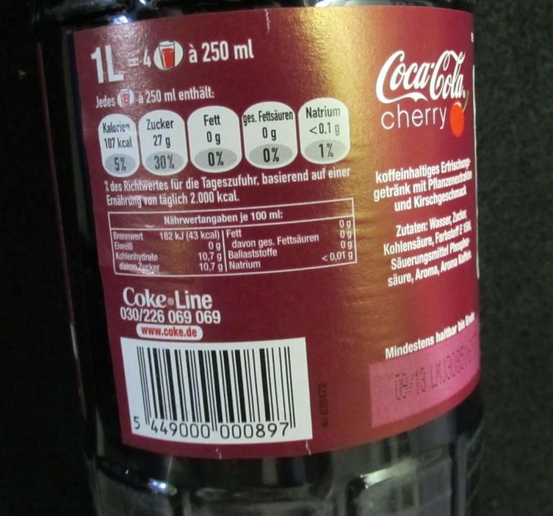 fett coca cola