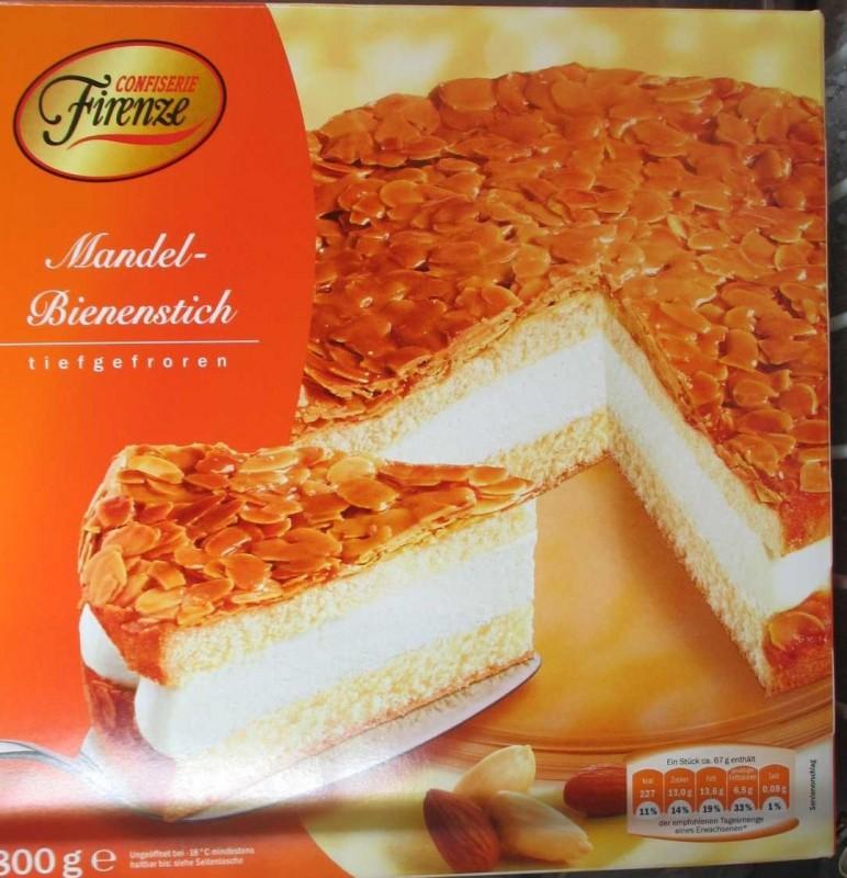 Confiserie Firenze Lidl Mandel Bienenstich Kalorien