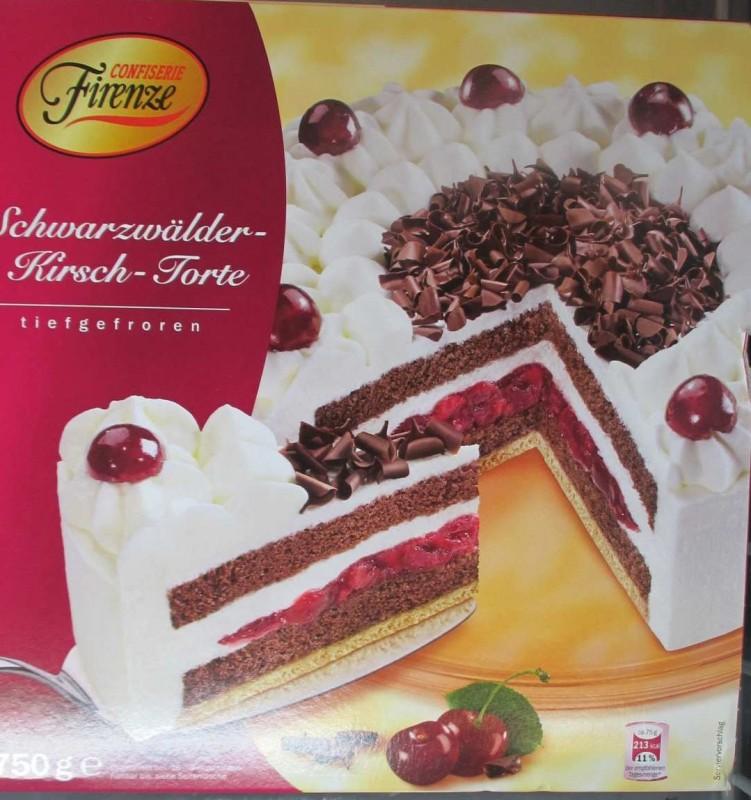 Confiserie Firenze Lidl Schwarzwalder Kirsch Torte