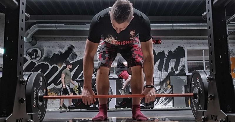 Bessere Griffkraft beim Kreuzheben