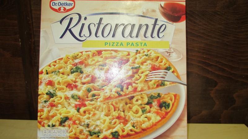Dr Oetker Ristorante Pizza Pasta Kalorien Nährwerte