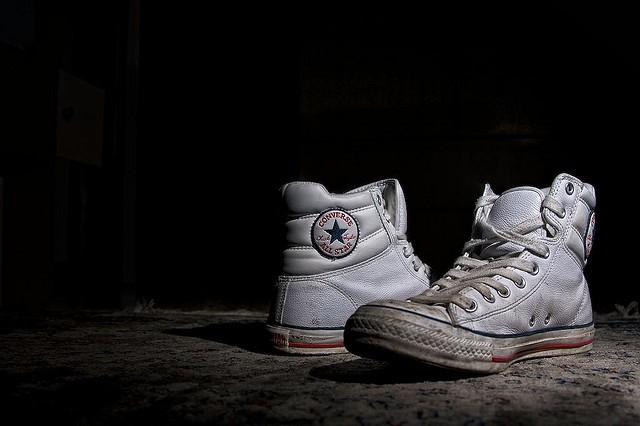 Das richtige Schuhwerk für Kreuzheben