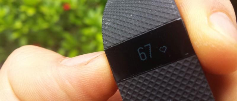 Fitbit Charge HR Testbericht bei buffcoach.net