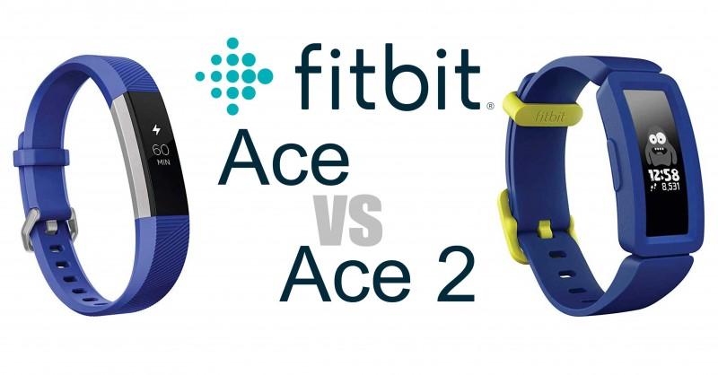 Fitbit Ace vs Ace 2 - Wo sind die Unterschiede?