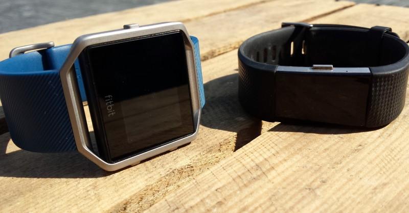 Fitbit Charge 2 vs Blaze - Die Fitnesstracker im Vergleich