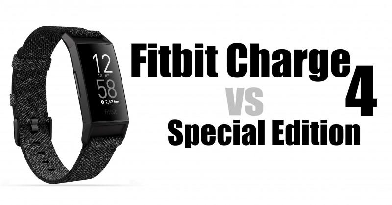 Ftibit Charge 4 vs Special Edition - Wo ist der Unterschied?