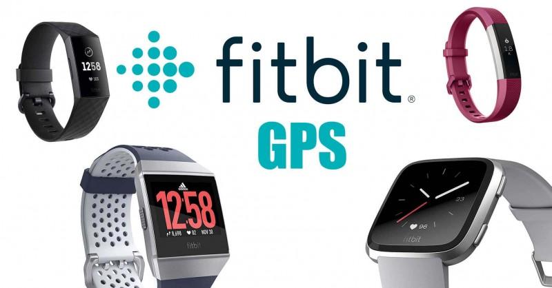 Welcher Fitbit hat GPS?