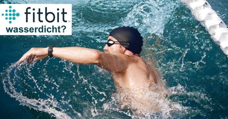 Welcher Fitbit ist wasserdicht? Alle Tracker in der Übersicht!