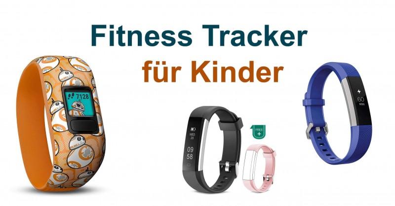 Welcher Fitness Tracker für Kinder?