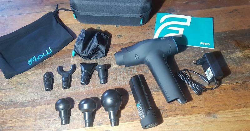 Flow PRO - Test, Erfahrung und Meinung zur Massagepistole