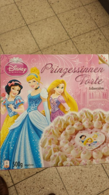 Hack Disney Prinzessinnen Torte Kalorien Nahrwerte