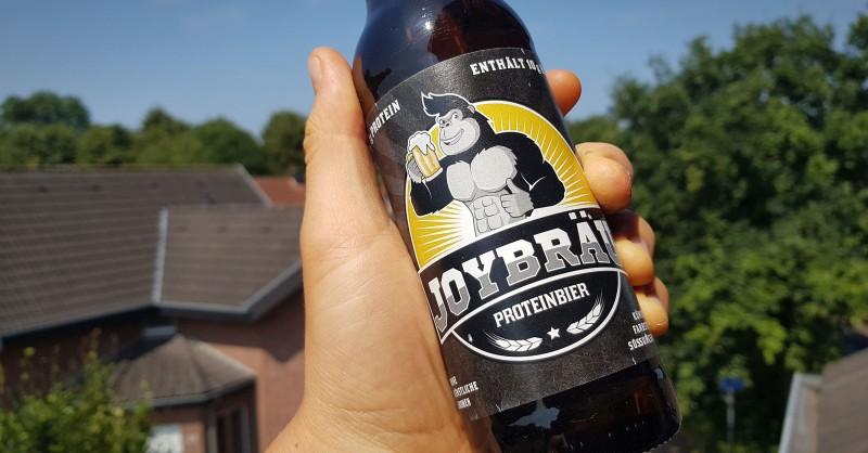 Proteinbier - Meinung zu JoyBräu