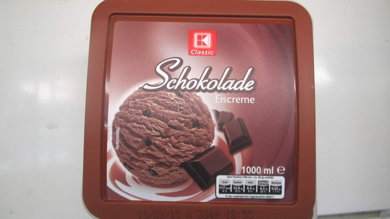 k classic kaufland eiscreme schokolade kalorien. Black Bedroom Furniture Sets. Home Design Ideas