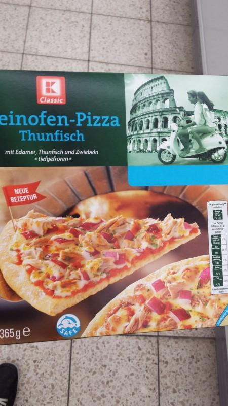 k classic kaufland steinofen pizza thunfisch kalorien. Black Bedroom Furniture Sets. Home Design Ideas