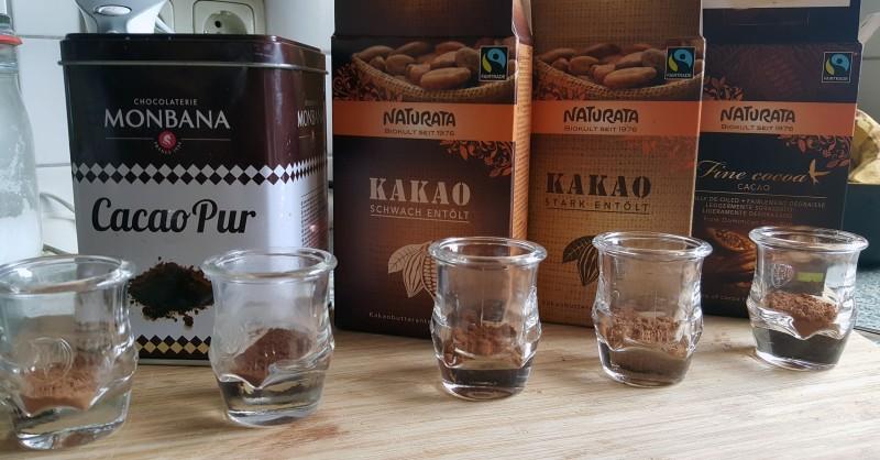 Kakaopulver - Test & Vergleich