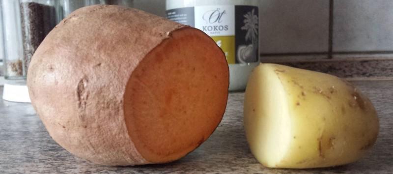 Kartoffel vs. Süßkartoffel - Wo sind die Unterschiede?