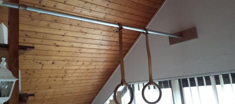 klimmzugstange selber bauen anleitung zum eigenbau. Black Bedroom Furniture Sets. Home Design Ideas