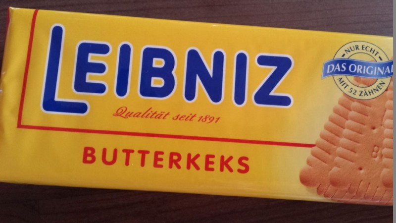 Leibniz Butterkeks Kcal