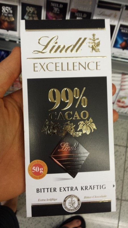 Lindt Excellence 99